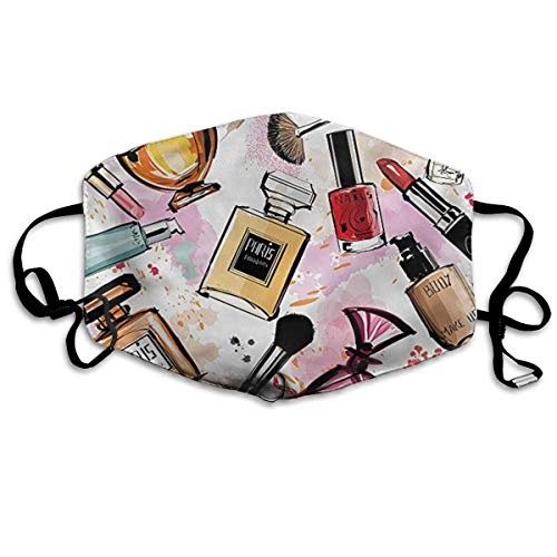Desing shop Cosmetics Make Up Theme Non-Toxic Dust & Filter Safety Masks