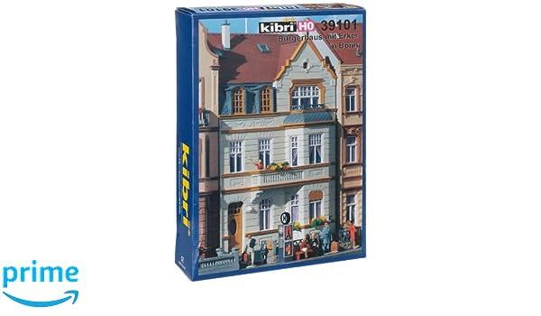 39101 Kibri HO cittadini casa con erker a Bonn KIT PRODOTTO NUOVO