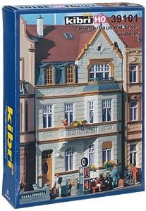 Kibri - Edificio para modelismo ferroviario H0 Escala 1:87 (39101)