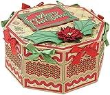 Tonic Studios cucire Forever ottagonale caleidoscopio box, metallo, in acciaio INOX, 15.7x 15.7x 0.5cm