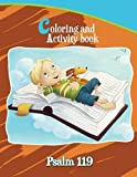 Psalm 119: Coloring and Activity Book (Bible Chapters for Kids)