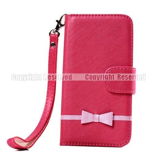 D9Q Flip Folio magnetische PU Leder Geldbörse Tasche Schutzhülle Brieftasche-Fall Case mit Ständer für Apple iPhone 5 5 s !blau