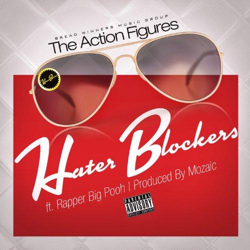 Hater Blockers (feat. Rapper Big Pooh) - Single [Explicit]