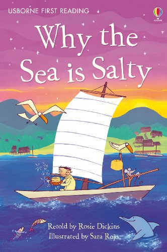 Why the Sea is Salty: For tablet devices (Usborne First Reading: Level Four) - 10 Reading Level