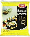 Dongwon Seetang, geröstet, für Sushi, 1er Pack (1 x 125 g Packung)