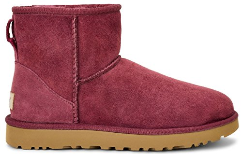 ugg-chaussures-boot-classic-mini-ii-1016222-bougainvillea-taille38