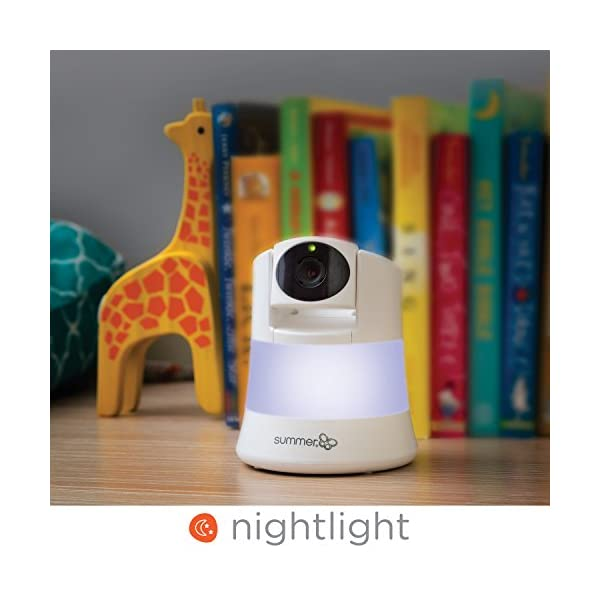 Summer Infant Sure Sight Number 2.0 Digital Video Monitor  100% digital technology for privacy and security Range up to 240m Nursery temperature display on screen 8