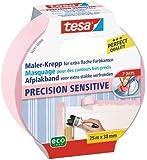 tesa Malerband für empfindliche Tapeten, 25m x 38mm