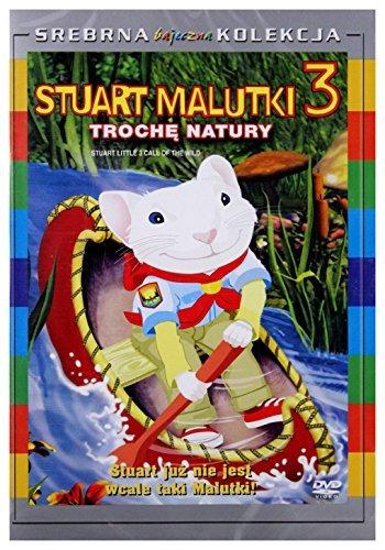 Stuart Little 3: Call of the Wild [DVD] [Region 2] (English audio. English subtitles) by Wayne Brady