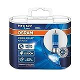 Osram H11 12V 55W 5000K 62211CBA Cool Blue Advance Autolampen Halogen Scheinwerfer 2 Stück
