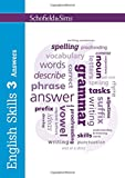 English Skills Answer Book 3 (of 6): Key Stage 2, Year 3 - 6 (Teacher's Guide available separately)