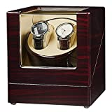 Best Double Watch Winders - JQUEEN Double Watch Winder with Japanese Mabuchi Motor Review