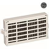 Deylaying 2 Pack Filtro aria frigorifero Parti di ricambio per Whirlpool W10311524 HEPA Filtro dell'aria Accessori