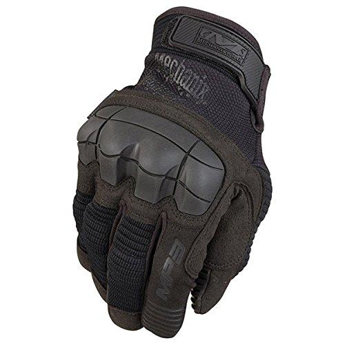 Gants Mechanix M-PACT 3 Noir - Accessoire Airsoft