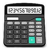 Taschenrechner, Splaks 12-stellig Standard Function Tischrechner Bürorechner...
