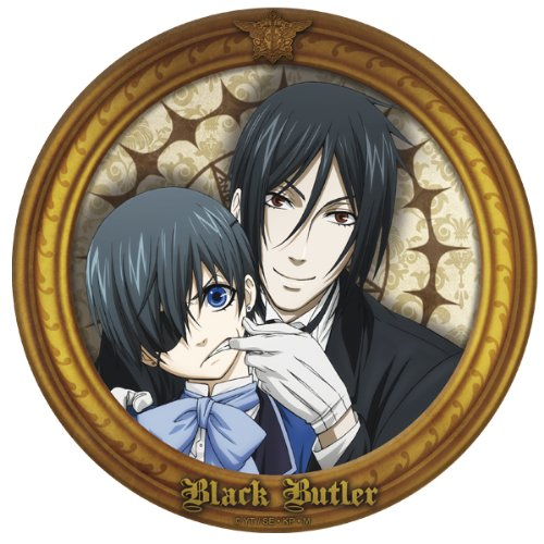 ABYstyle ABYACC149 Mousepad Black Butler Medallion Mehrfarbig