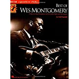 Best of Wes Montgomery: Guitar [With CD] (Signature Licks)