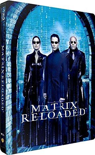 Matrix Reloaded [Blu-ray + Copie digitale - Édition boîtier SteelBook]