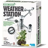 Great Gizmos 4M - Weather Station, juguete educativo (004M3279)