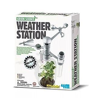 Great Gizmos- Weather Station Reciclaje (4M 4367)