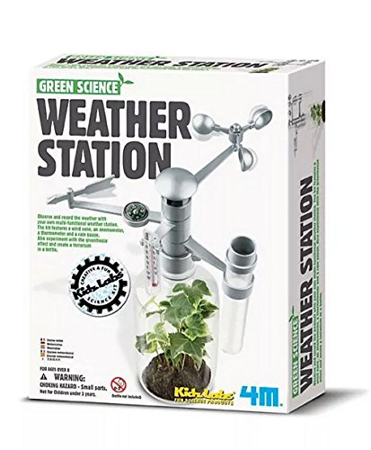 Great Gizmos- Weather Station Reciclaje