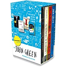 The John Green Paperback Collection: Looking for Alaska / An Abundance of Katherines / Paper Towns / The Fault in Our Stars