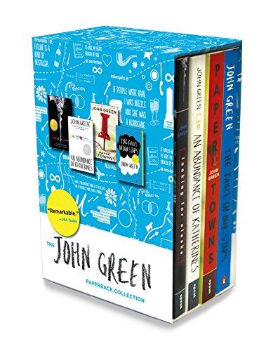 John Green Box Set: 4 books - John Green