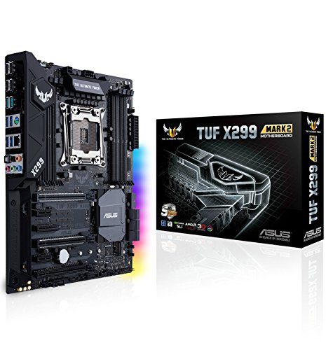 Asus Intel X299 ATX - Placa con Thermal Armor