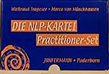 Die NLP-Kartei. Practitioner-Set.: 210 Karten in stabiler Box
