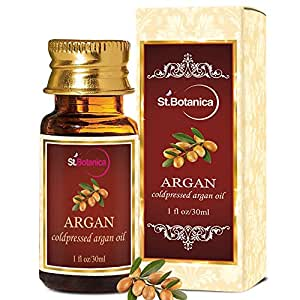 StBotanica Argan Pure Coldpressed Carrier Oil, 30ml