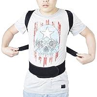 Healifty Lordosenstütze Universal Buckel Körperhaltung Korrektor Einstellbare Schlüsselbein Rücken Schultergurt... preisvergleich bei billige-tabletten.eu