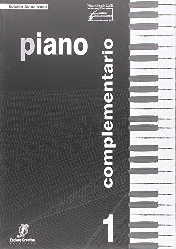 Piano complementario vol.1 por Aa.Vv.