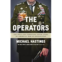 The Operators: The Wild and Terrifying Inside Story of America's War in Afghanistan (English Edition)