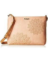 6757347ef Amazon.es: Desigual - Bolsos para mujer / Bolsos: Zapatos y complementos