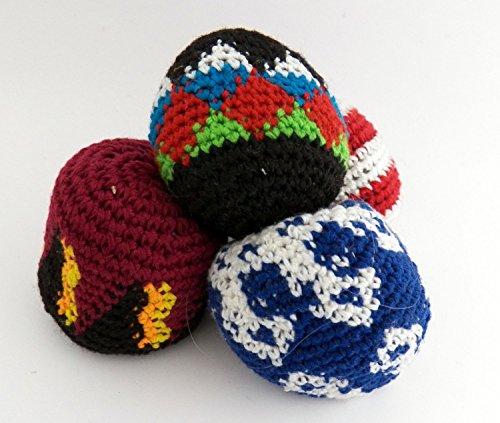 4-stuck-foot-bag-kick-ball-jonglierballe-ball-hacky-sack-farben-zufallig