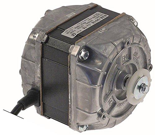 Lüftermotor 230V 16W 1300U/min 50/60Hz