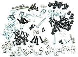 Tech-Parts-Koeln Ultra Set Verkleidungsschrauben Gilera DNA 2000 - 2006 Schrauben Set Klemmen Clipse...