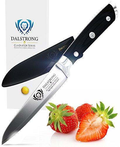 "DALSTRONG Paring Knife - Gladiator Series - German HC Steel - 95 mm (3.75"")"