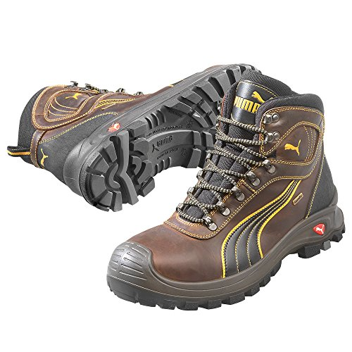 Puma Safety Scarpa Marrone taglia 45 e9q