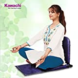 #3: Kawachi Meditation and Yoga Floor Chair with back support.
