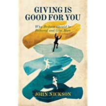 Giving Is Good For You: Why Britain Should be Bothered and Give More