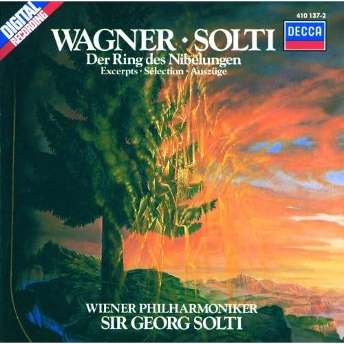 Wagner: Die Walküre - Concert version / Dritter Aufzug - Wotan's Farewell and Magic Fire Music