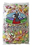 La Asturiana Fantasy Bolsa de Caramelos Duros - 1 kg
