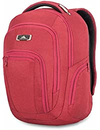 High Sierra 224243 - Mochila de senderismo, color Red