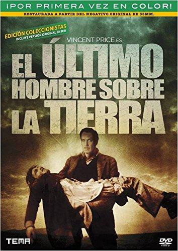 El último hombre sobre la tierra [DVD]