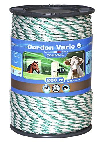 Cordon vario 6 - 200m bobine