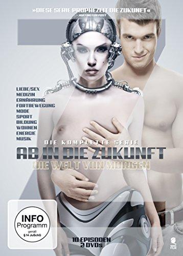 Ab in die Zukunft - Die Welt von morgen (3 DVDs)
