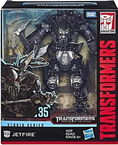 Transformers Generations Jetfire Studio Series 35 Leader Action Figure Hasbro
