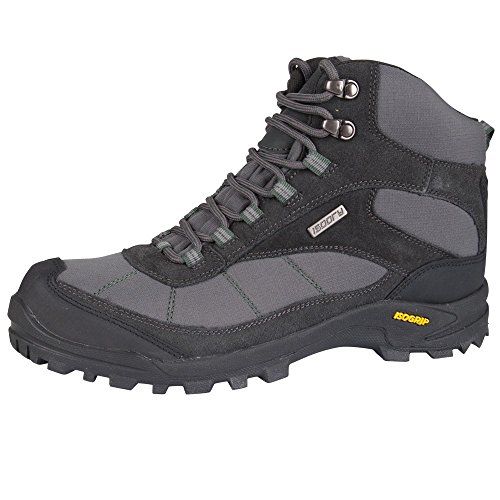 Mountain Warehouse Hurricane IsoGrip wasserdichte Stiefel Dunkelgrau