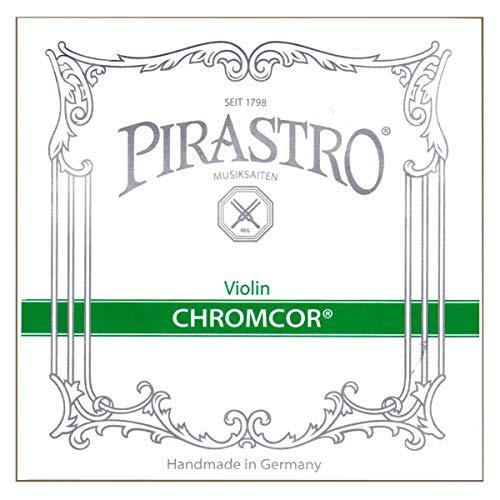 Pirastro Chromcor 319120cromo 1ª-bola-medium-violín 4/4